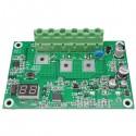 Intelligent 30A PWM Solar Panel Charge Controller Auto Battery Regulator 12V 24V