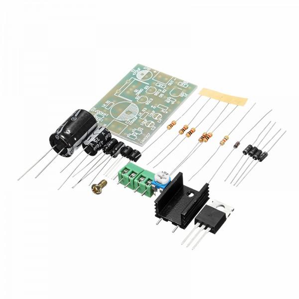 3Pcs DIY D880 Transistor Series Power Supply Regulator Module Board Kit